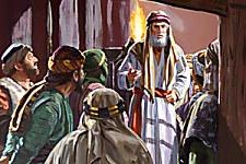 """«Je dis: """"Écoutez, chefs de Jacob, et princes de la maison d'Israël! N'est-ce pas à vous à connaître la justice?""""»"""