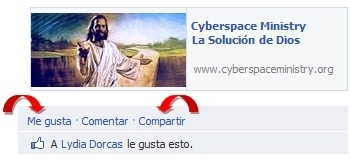 Vote para Cyberspace Ministry