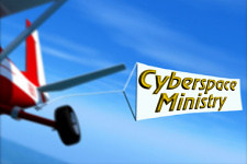 Cyberspace Ministry's Advertising Banners